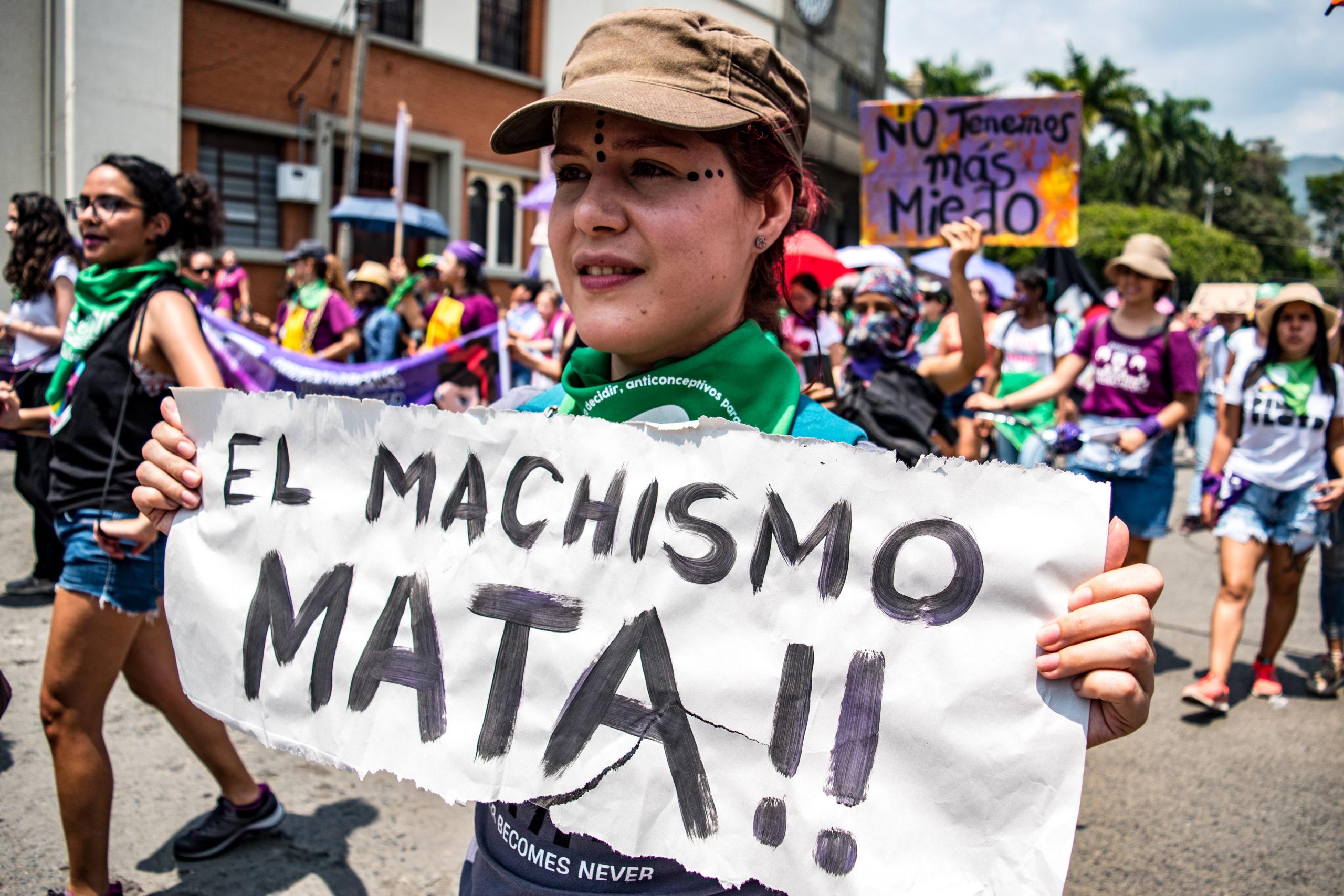 COLOMBIA: En politisk feministisk skola som förändrar