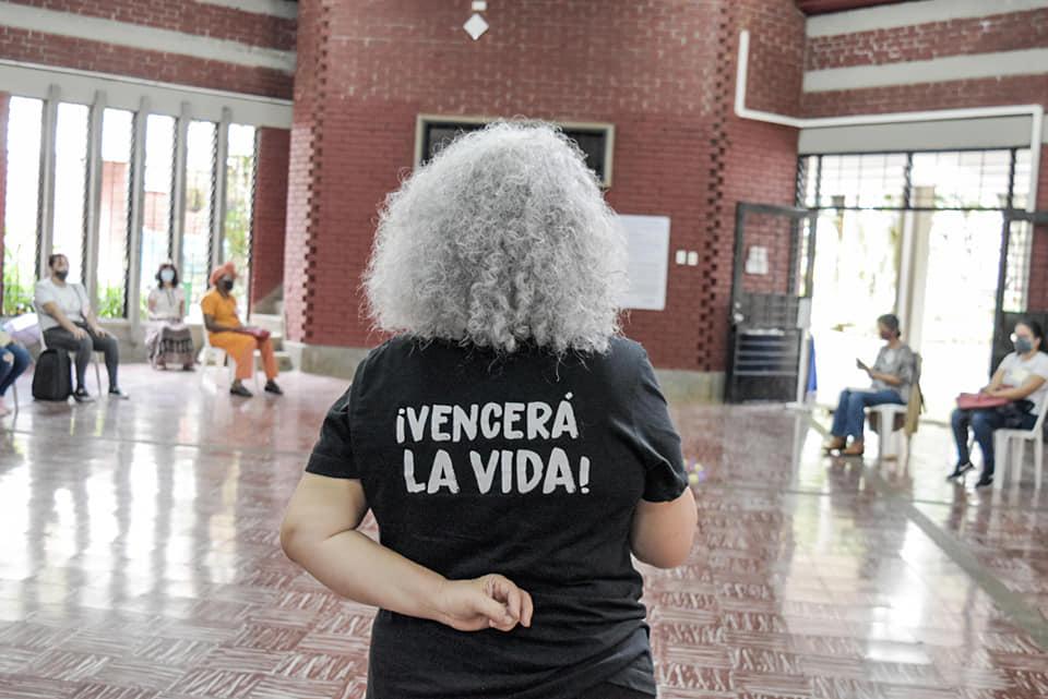 Workshop i politiska feministiska skolan