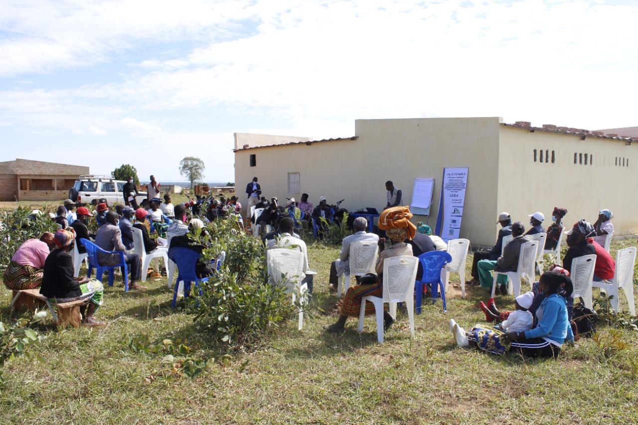 Läs mer om artikeln ANGOLA: Årsjubileum för projektet Esumbilo